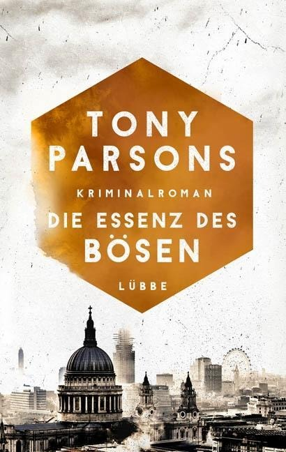 Die Essenz des Bösen - Tony Parsons