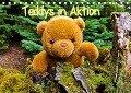 Teddys in AktionCH-Version (Tischkalender 2019 DIN A5 quer) - Karin Sigwarth