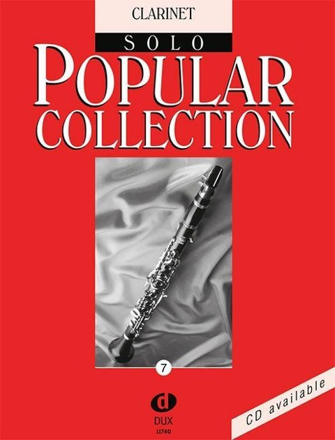 Popular Collection 7. Clarinet Solo - Arturo Himmer