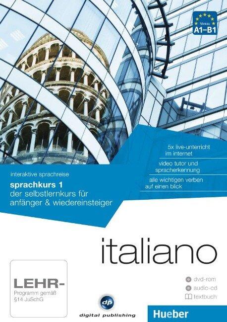 interaktive sprachreise sprachkurs 1 italiano -