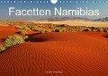 Facetten Namibias (Wandkalender 2018 DIN A4 quer) - Jürgen Wöhlke