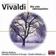 Die vier Jahreszeiten. Klassik-CD - Antonio Vivaldi