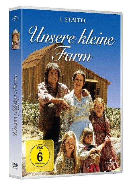Unsere kleine Farm - 1. Staffel -