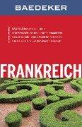 Baedeker Reiseführer Frankreich - Bernhard Abend, Anja Schliebitz