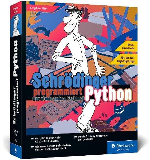 Schrödinger programmiert Python - Stephan Elter
