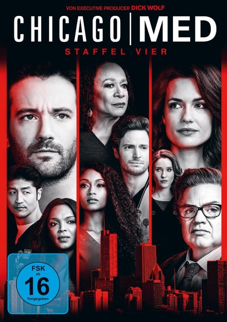 Chicago Med - Staffel 4 -