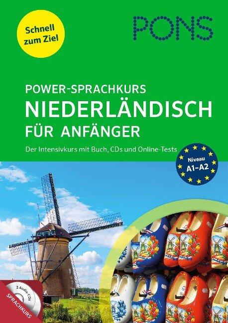 PONS Power-Sprachkurs Niederländisch für Anfänger -