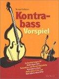 Kontrabass Vorspiel - Thomas Großmann