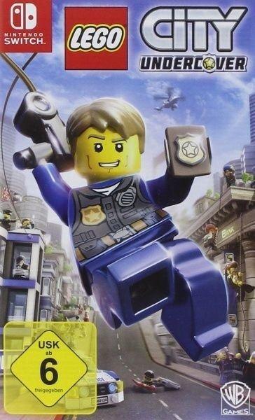 LEGO CITY Undercover (Nintendo Switch) -