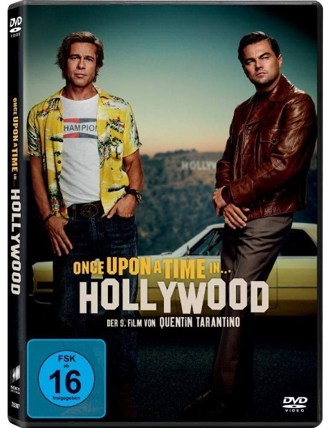 Once Upon a Time... in Hollywood - Quentin Tarantino