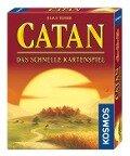 Die Siedler von Catan - Das schnelle Kartenspiel - Klaus Teuber
