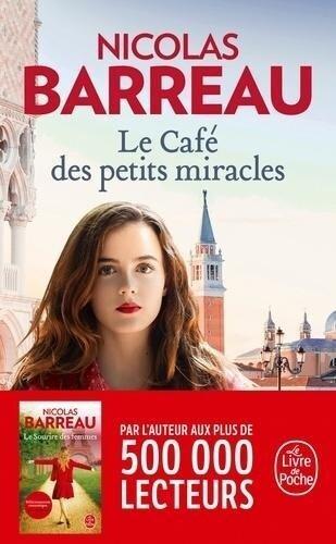 Le café des petits miracles - Nicolas Barreau