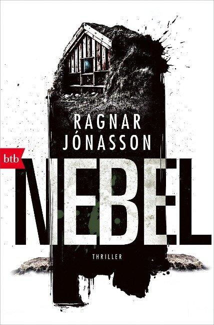 NEBEL - Ragnar Jónasson