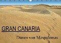 GRAN CANARIA/Dünen von Maspalomas (Wandkalender 2018 DIN A3 quer) - Herbert Boekhoff