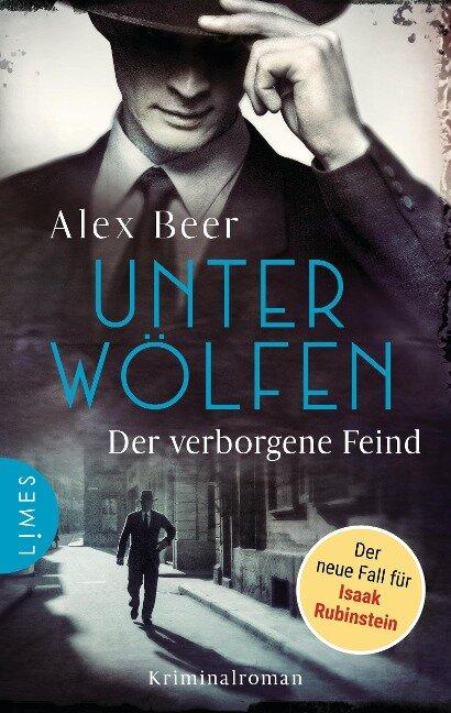 Unter Wölfen - Der verborgene Feind - Alex Beer