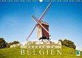 Besuch in Belgien (Wandkalender 2017 DIN A3 quer) - CALVENDO