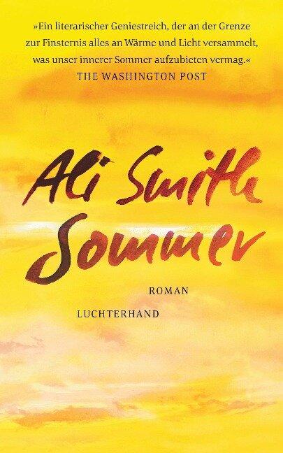 Sommer - Ali Smith
