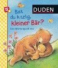 Duden: Bist du kitzlig, kleiner Bär? Eine Mitmachgeschichte - Carla Häfner