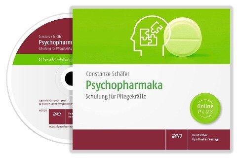 Psychopharmaka Schulung für Pflegekräfte - Constanze Schäfer