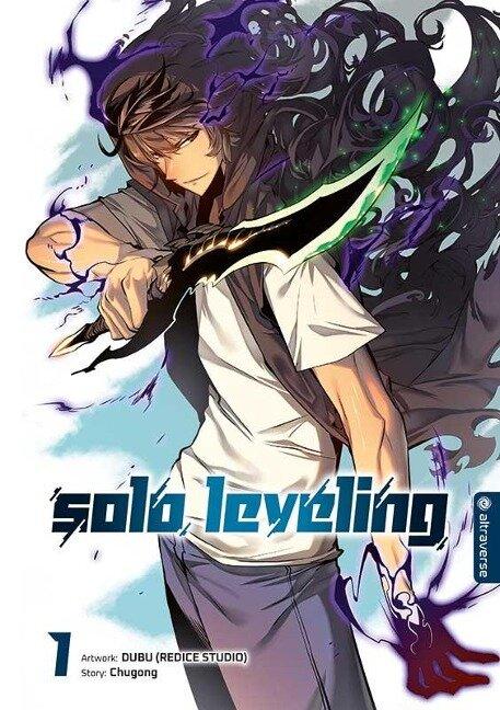 Solo Leveling 01 - Chugong, Dubu (Redice Studio)