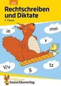Rechtschreiben und Diktate 3. Klasse - Gerhard Widmann