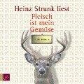 Fleisch ist mein Gem¿se - Heinz Strunk