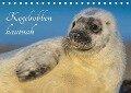 Kegelrobben hautnah (Tischkalender 2018 DIN A5 quer) Dieser erfolgreiche Kalender wurde dieses Jahr mit gleichen Bildern und aktualisiertem Kalendarium wiederveröffentlicht. - Sigrid Starick