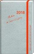 Saint-Exupery Taschenkalender 2018 - Antoine de Saint-Exupéry