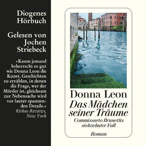 Das Mädchen seiner Träume - Donna Leon