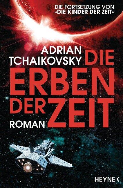 Die Erben der Zeit - Adrian Tchaikovsky