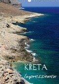 Kreta Impressionen (Wandkalender 2018 DIN A3 hoch) - Benny Trapp
