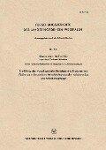 Ermittlung der Vorgange beim Benetzen und Trocknen von Faden unter besonderer Berucksichtigung der Arbeitsweise von Schlichtmaschinen - Herbert Stein