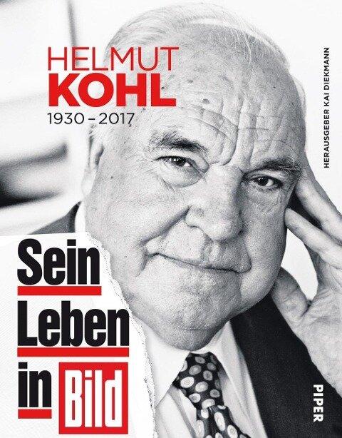 Helmut Kohl 1930-2017 -