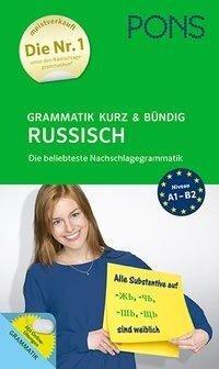 PONS Grammatik kurz & bündig Russisch -