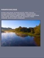 Parapsychologue -
