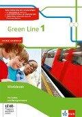 Green Line 1. Workbook mit Audio CD und Übungssoftware. Neue Ausgabe -