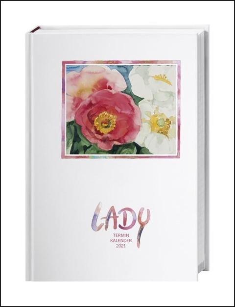 Lady Terminkalender A6 2020 -