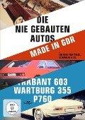 Die nie gebauten DDR-Autos + ein Herz für Trabi, Schwalbe & Co. -