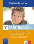 Klett Mathetrainer. 6. Schuljahr. CD-ROM für Windows 2000/7/Vista/XP -