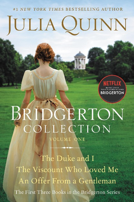 Bridgerton Collection Volume 1 - Julia Quinn