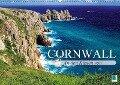 An den Küsten von Cornwall (Wandkalender 2017 DIN A2 quer) - CALVENDO