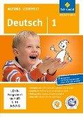 Alfons Lernwelt Lernsoftware Deutsch 1. CD-ROM -