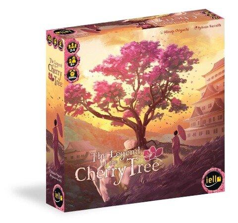 The Legend of the Cherry Tree - Hinata Origuchi