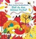Mein buntes Gucklochbuch: Bist du das, kleiner Fuchs? - Sam Taplin