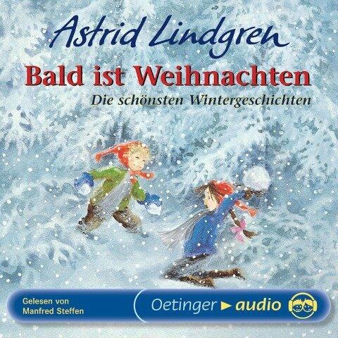 Bald ist Weihnachten - Astrid Lindgren