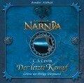 Die Chroniken von Narnia 07. Der letzte Kampf - Clive Staples Lewis