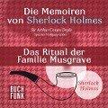 Sherlock Holmes - Das Ritual der Familie Musgrave - Arthur Conan Doyle
