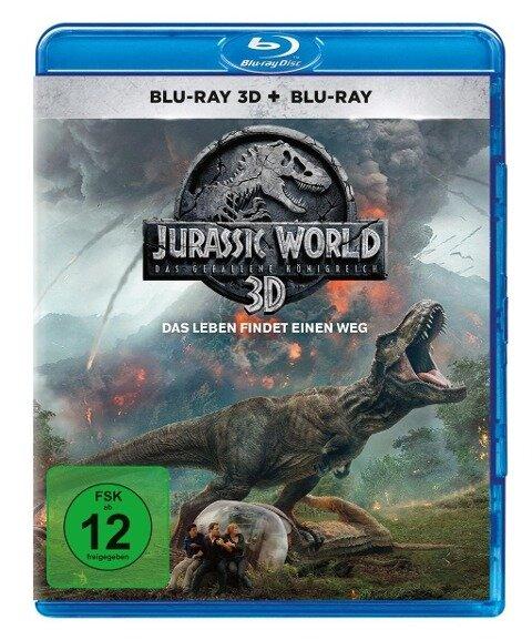 Jurassic World 2: Das gefallene Königreich (3D) -