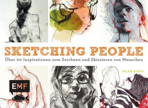 Sketching People - Helen Birch