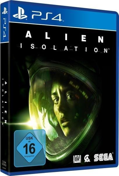 Alien: Isolation (PlayStation PS4) -